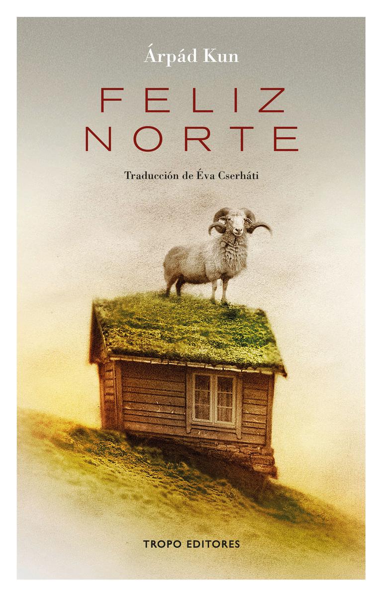 Feliz norte: portada