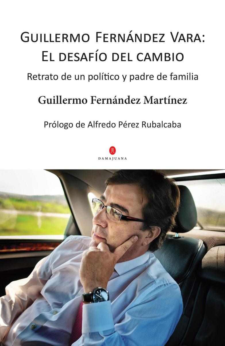 GUILLERMO FERNÁNDEZ VARA, EL DESAFÍO DEL CAMBIO: portada