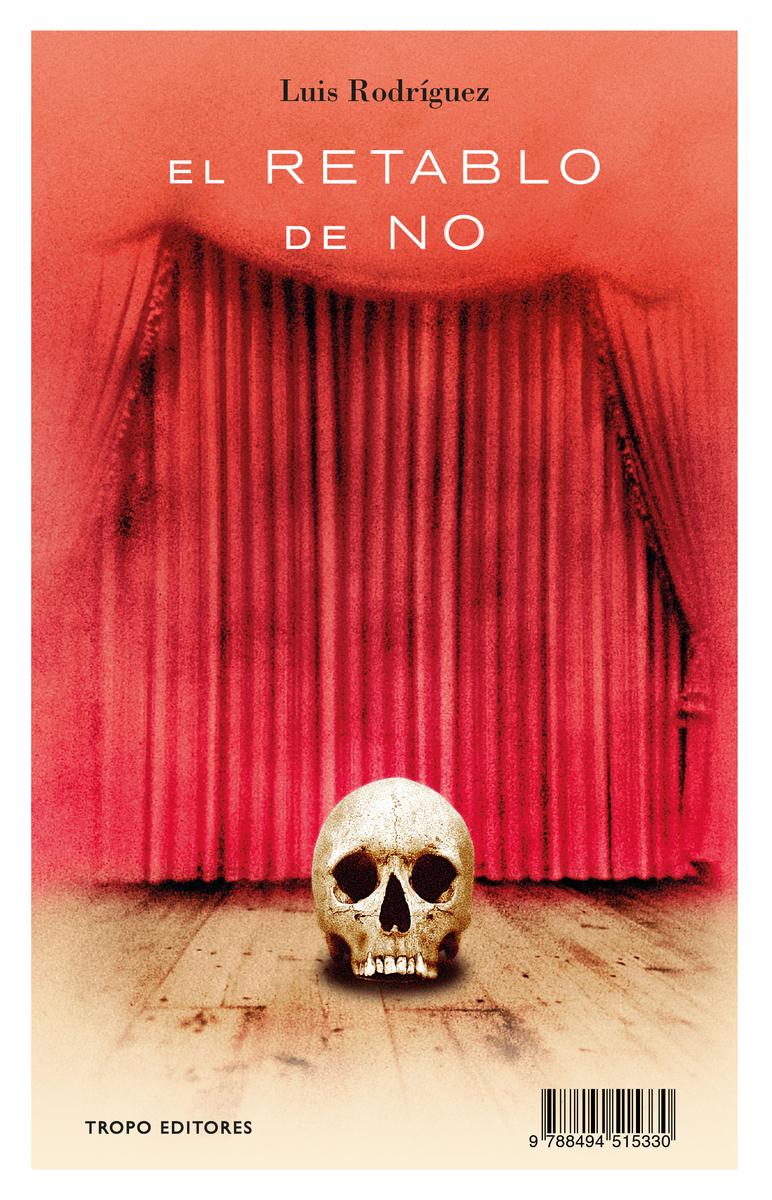 El retablo de no: portada