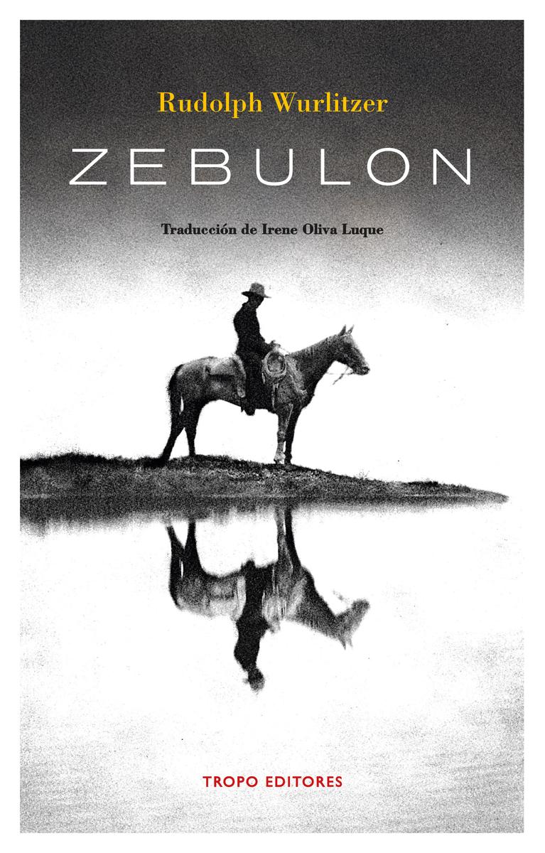 Zebulon: portada