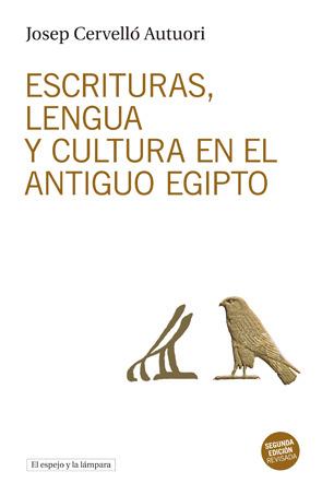 Escrituras, lengua y cultura en el antiguo Egipto (NE): portada