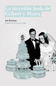 La incre�ble boda de Gilbert y Moira: portada