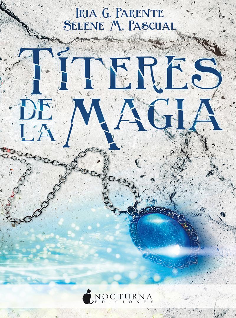 TITERES DE LA MAGIA: portada