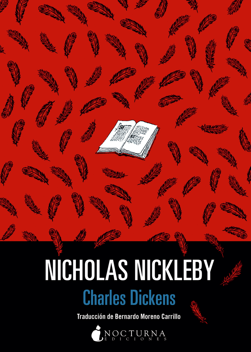 NICHOLAS NICKLEBY: portada