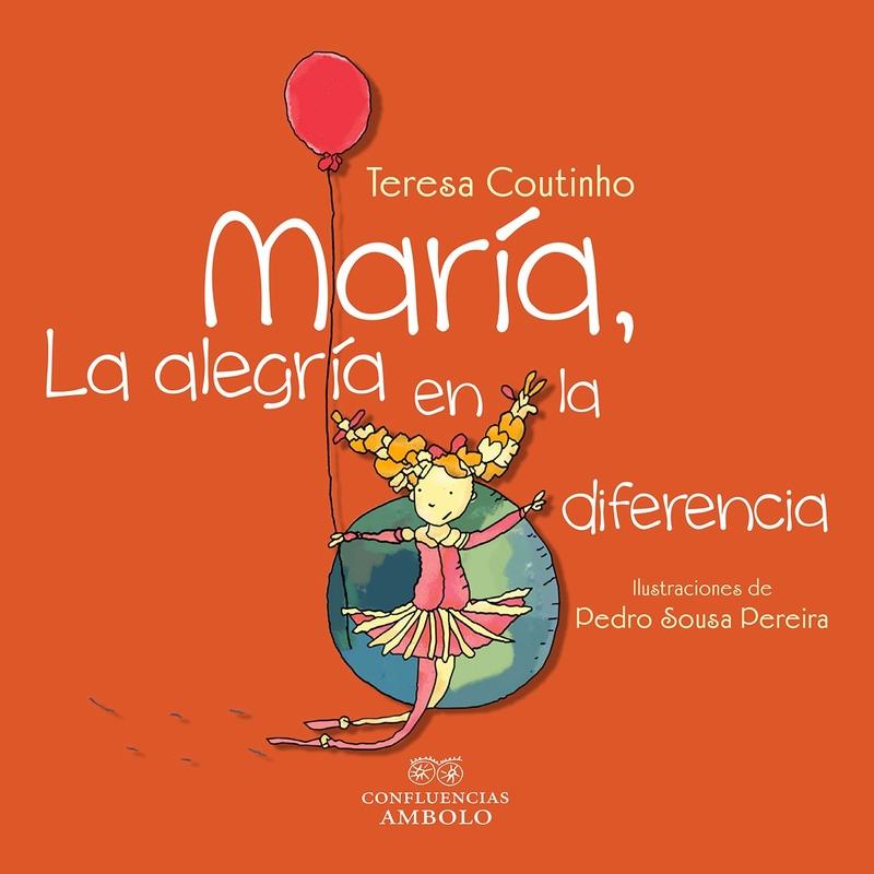 María, la alegría en la diferencia: portada