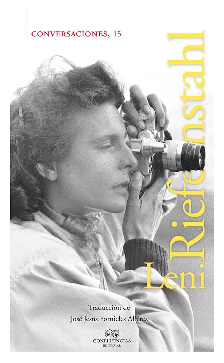 Conversaciones con Leni Riefenstahl: portada