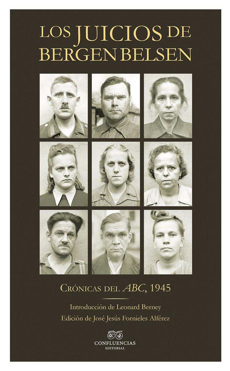 Los juicios de Bergen Belsen: portada