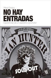 NO HAY ENTRADAS: portada