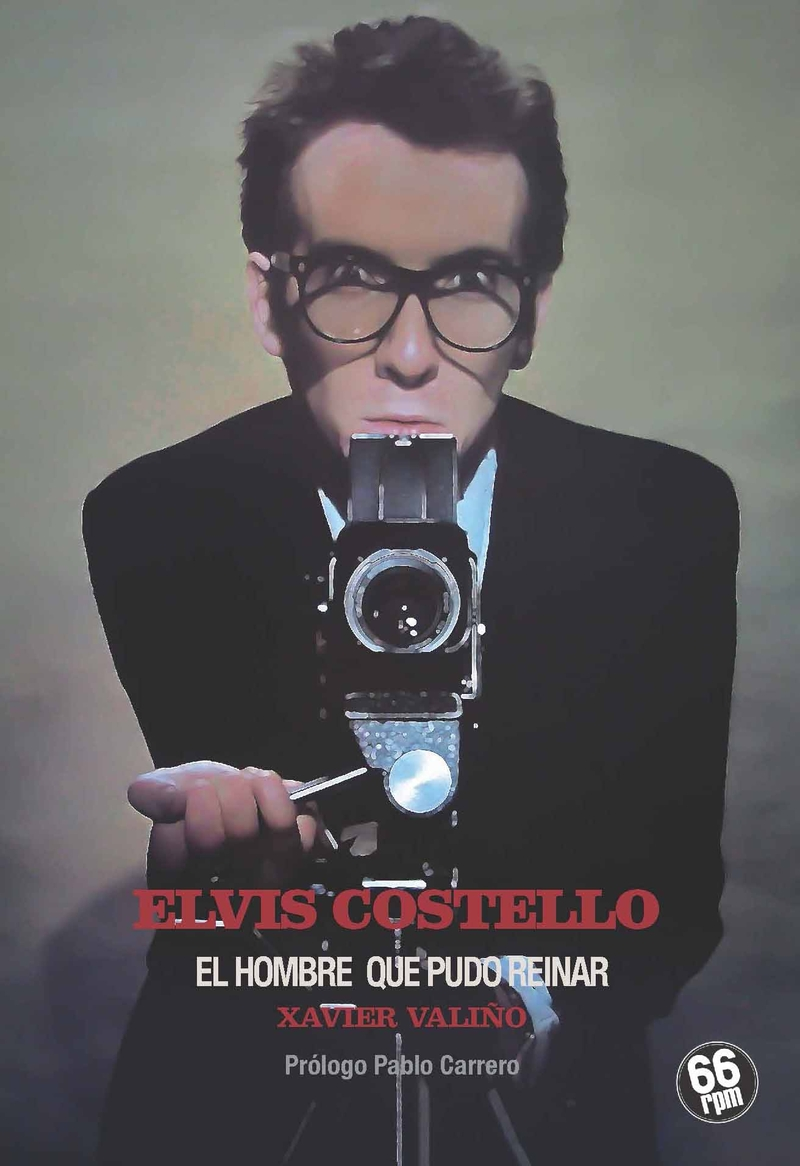 ELVIS COSTELLO: portada