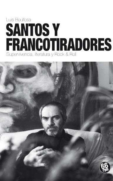 SANTOS Y FRANCOTIRADORES: portada