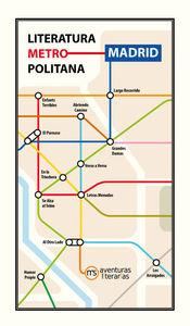 Literatura metropolitana de Madrid: portada