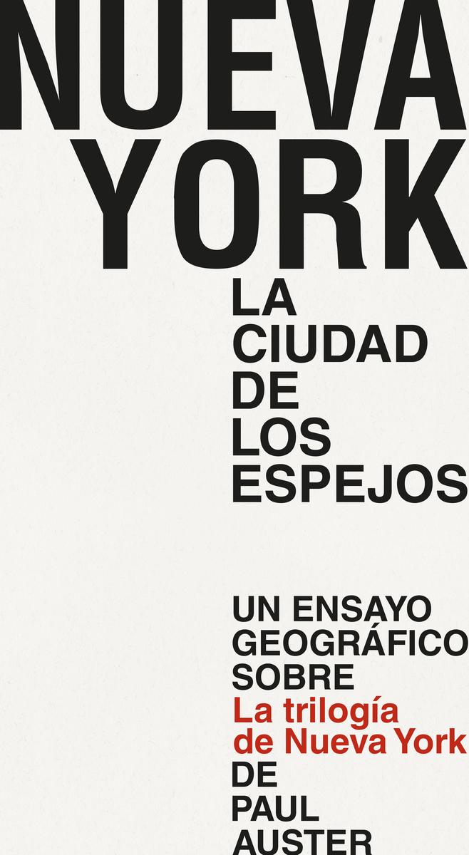 NUEVA YORK. LA CIUDAD DE LOS ESPEJOS: portada