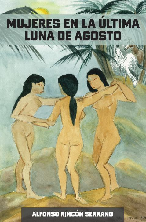 Mujeres en la última luna de agosto: portada