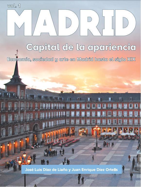 Madrid. Vol I: portada