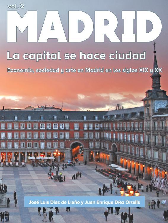 Madrid. Vol II: portada