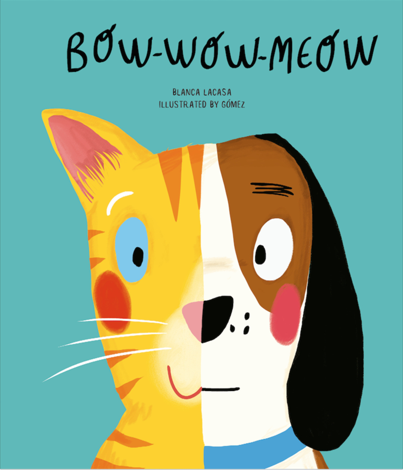 Bow Wow Meow: portada