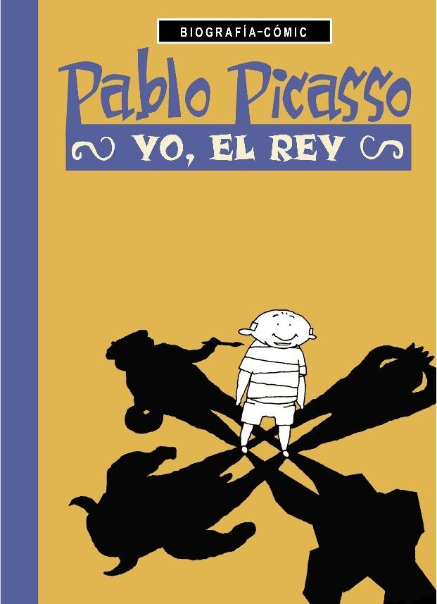 PABLO PICASSO: portada