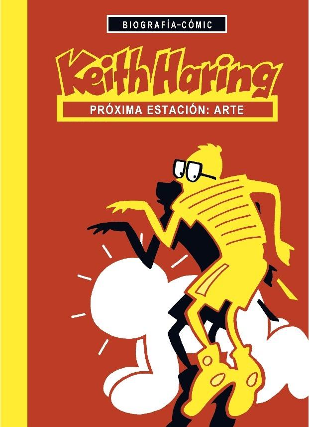 KEITH HARING: portada