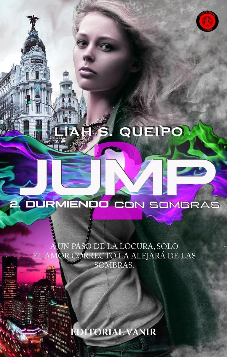 Durmiendo con Sombras- Jump 2: portada