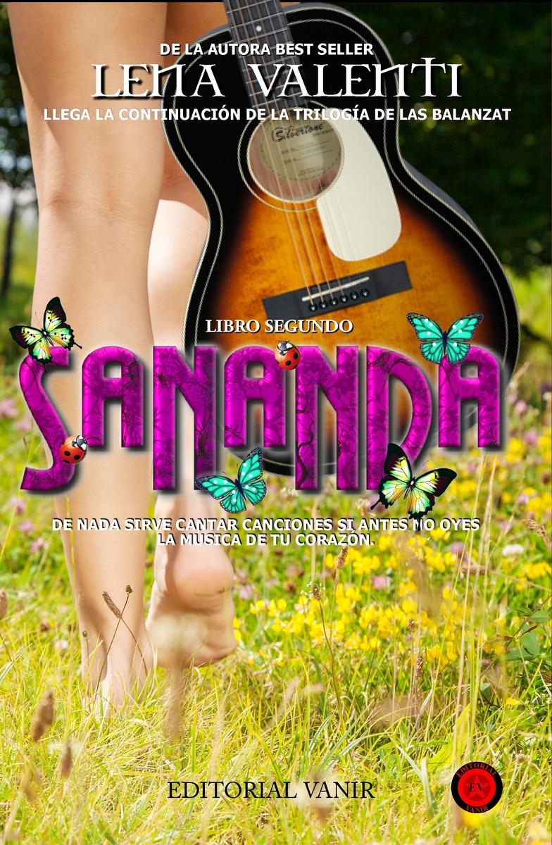 SANANDA II: portada