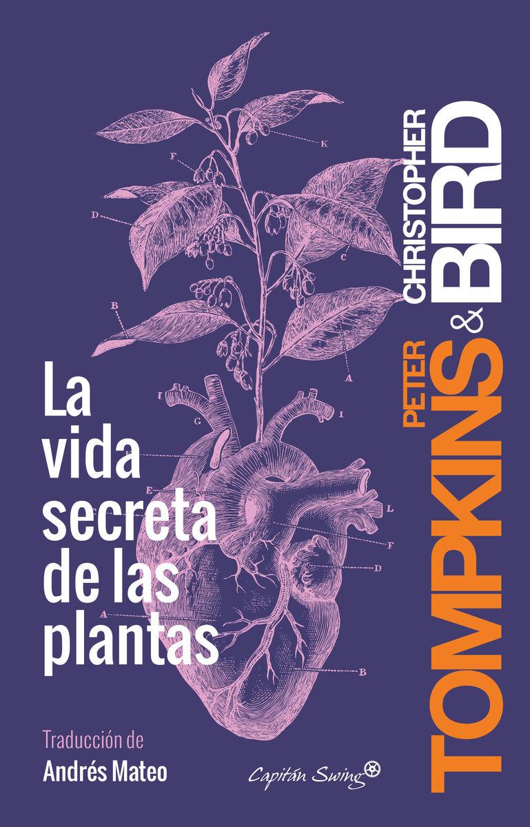La vida secreta de las plantas: portada