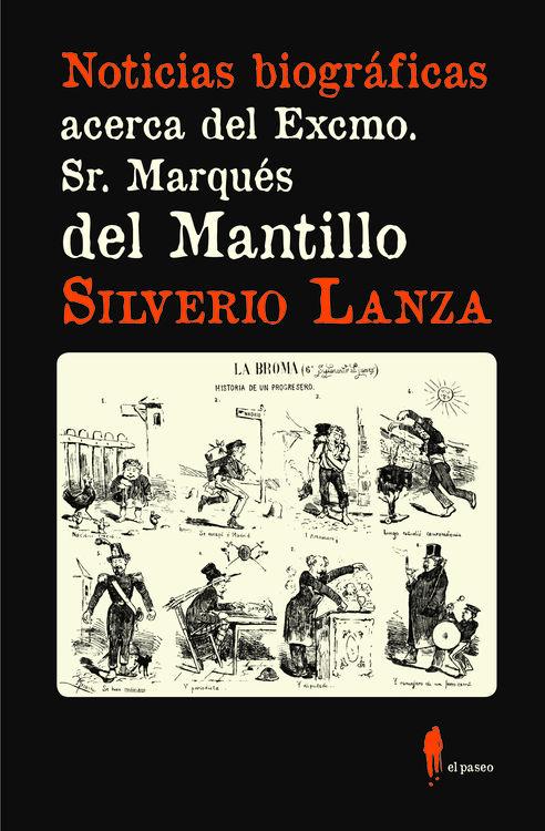 Noticias biográficas acerca del Excmo. Sr. Marqués del Manti: portada