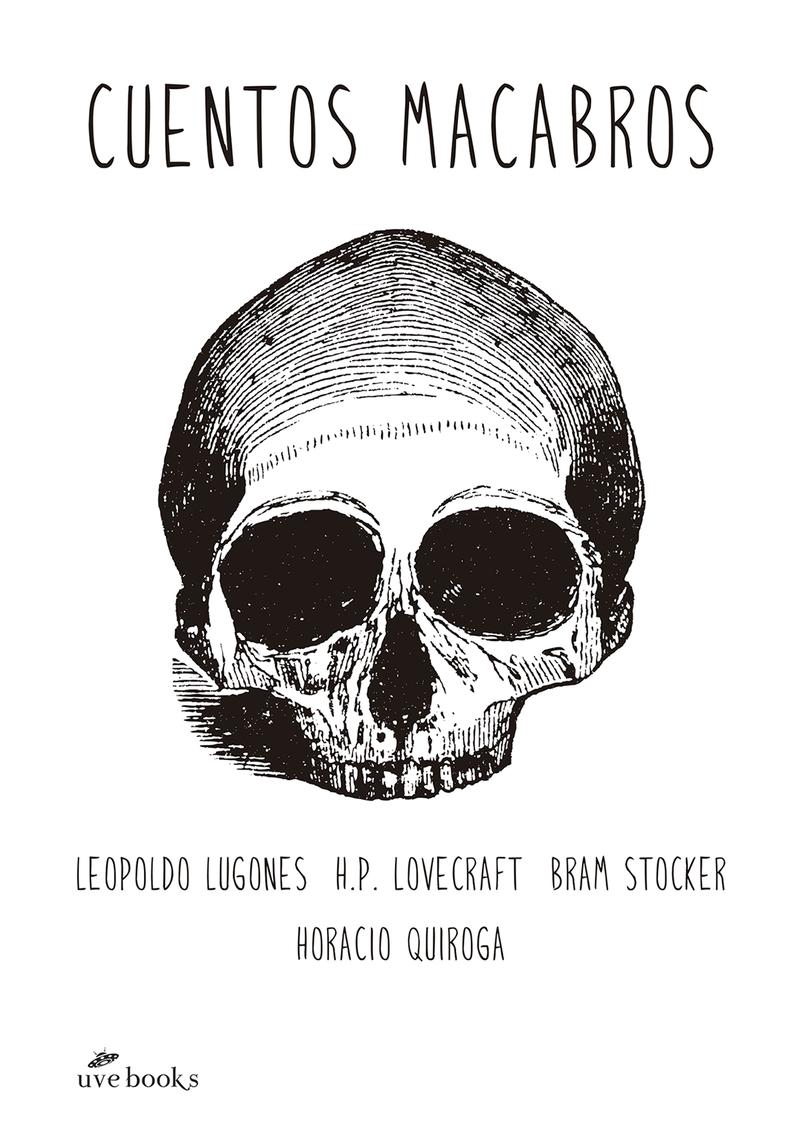 Cuentos Macabros: portada