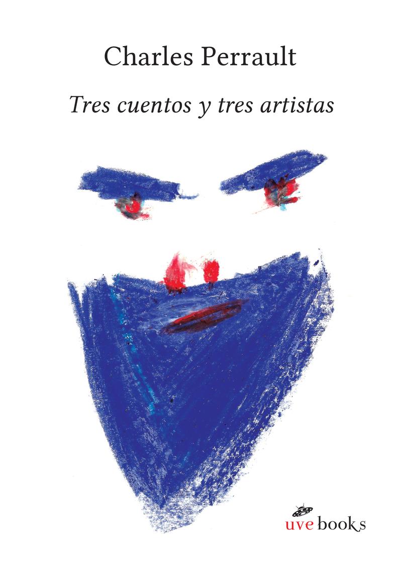 Tres cuentos y tres artistas: portada