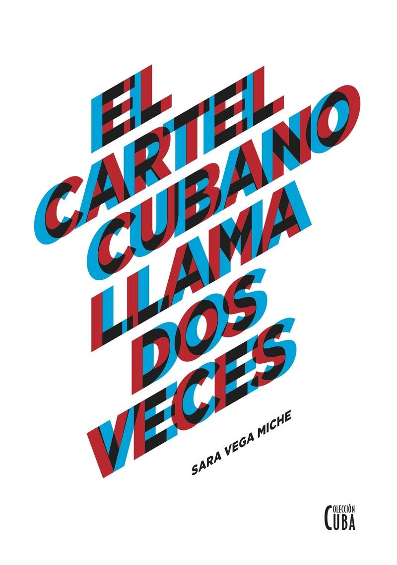 El cartel cubano llama dos veces: portada