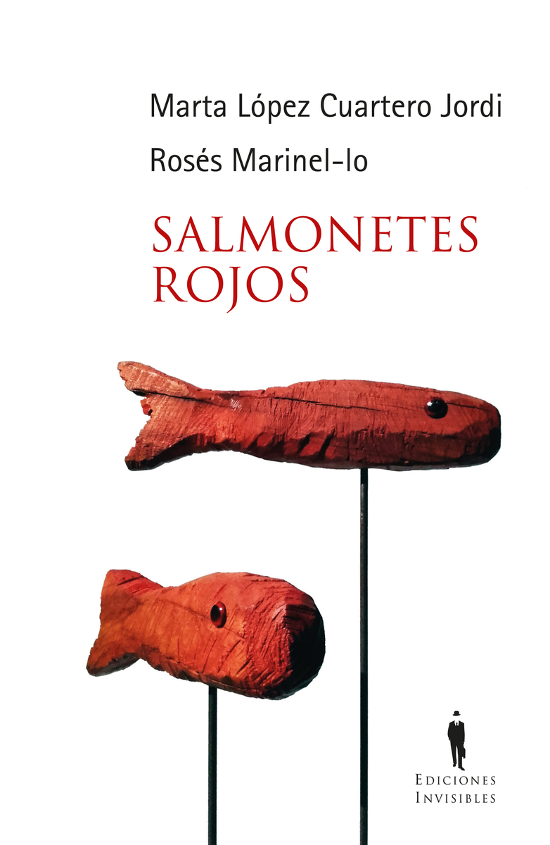 SALMONETES ROJOS: portada