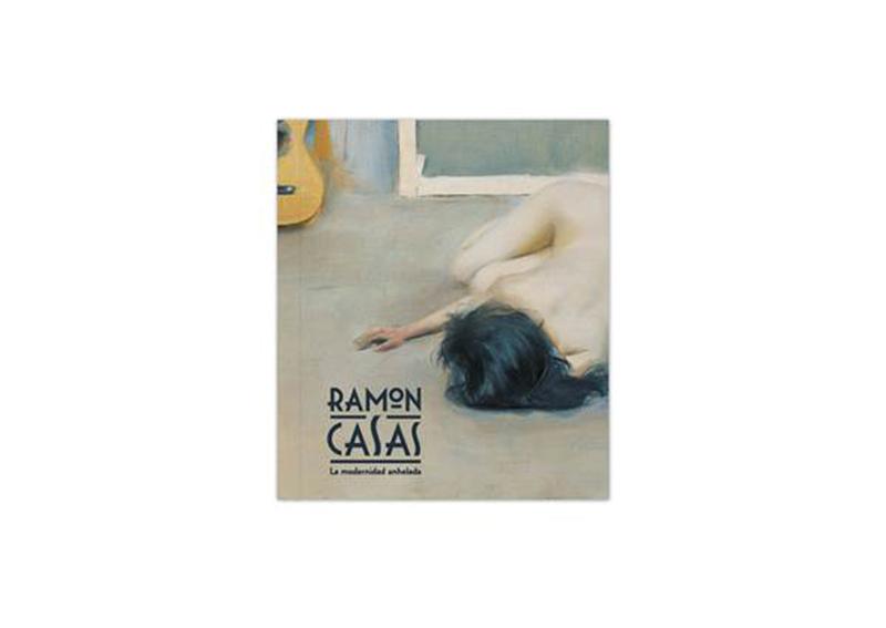 RAMON CASAS: portada
