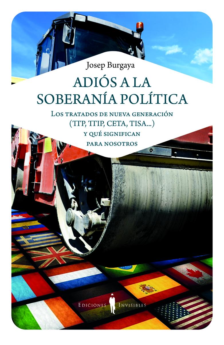 ADIÓS A LA SOBERANÍA POLÍTICA: portada