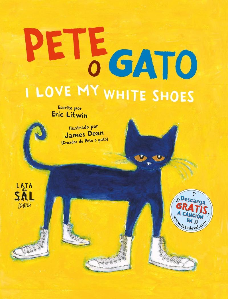 PETE, O GATO: portada