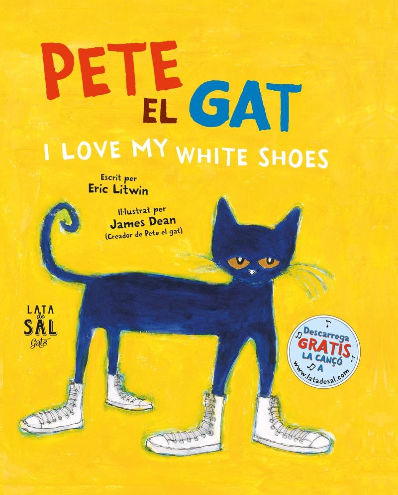 PETE, EL GAT: portada