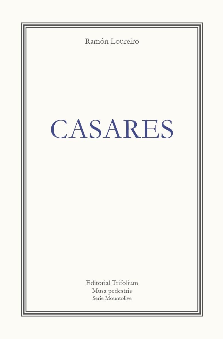 CASARES: portada