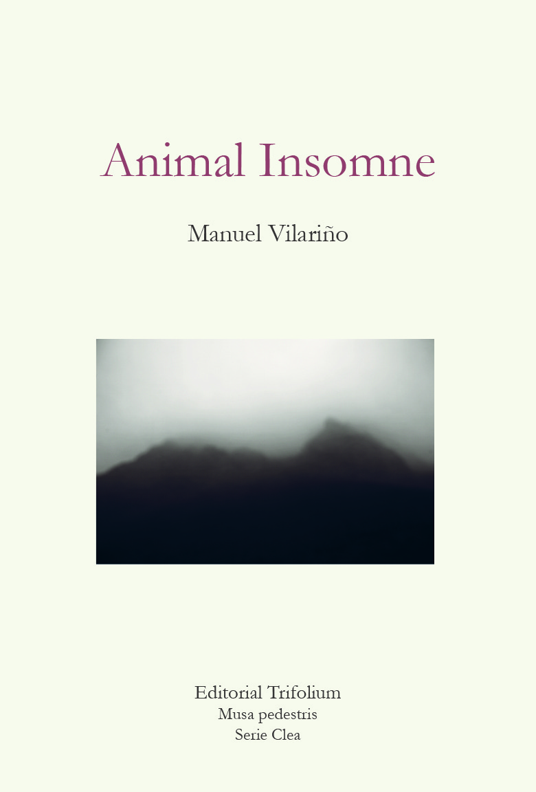 ANIMAL INSOMNE: portada