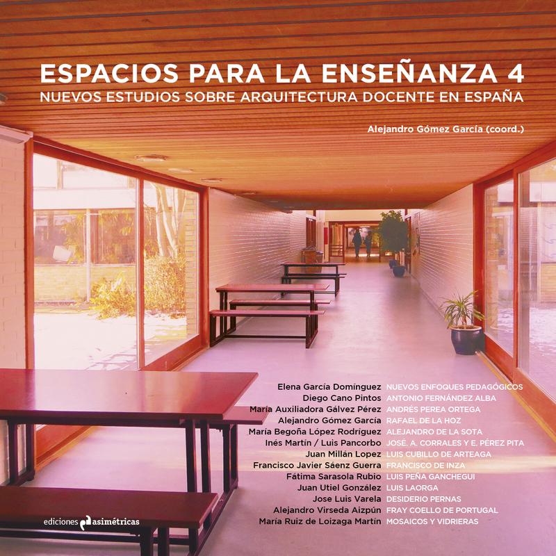 ESPACIOS PARA LA ENSEÑANZA 4: portada