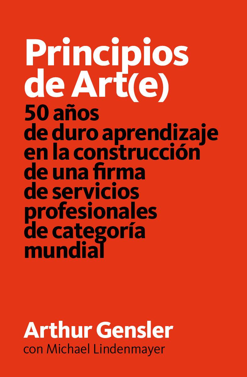PRINCIPIOS DE ART(E): portada