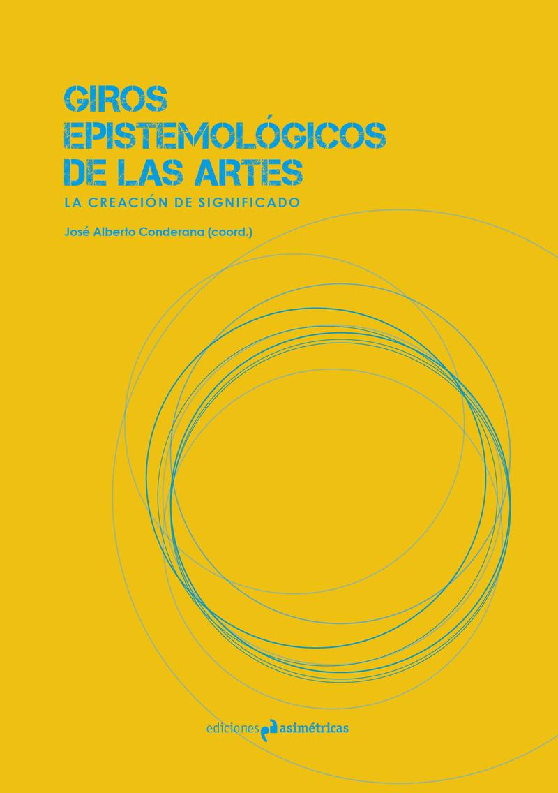 GIROS EPISTEMOLÓGICOS DE LAS ARTES: portada