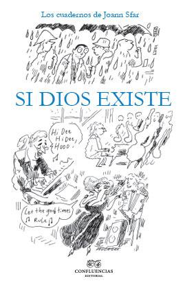 Si Dios existe: portada