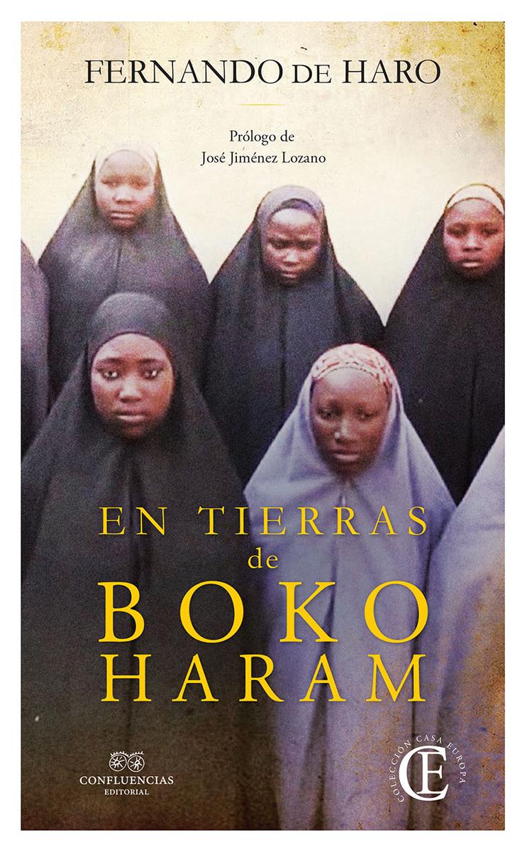 En tierras de Boko Haram: portada