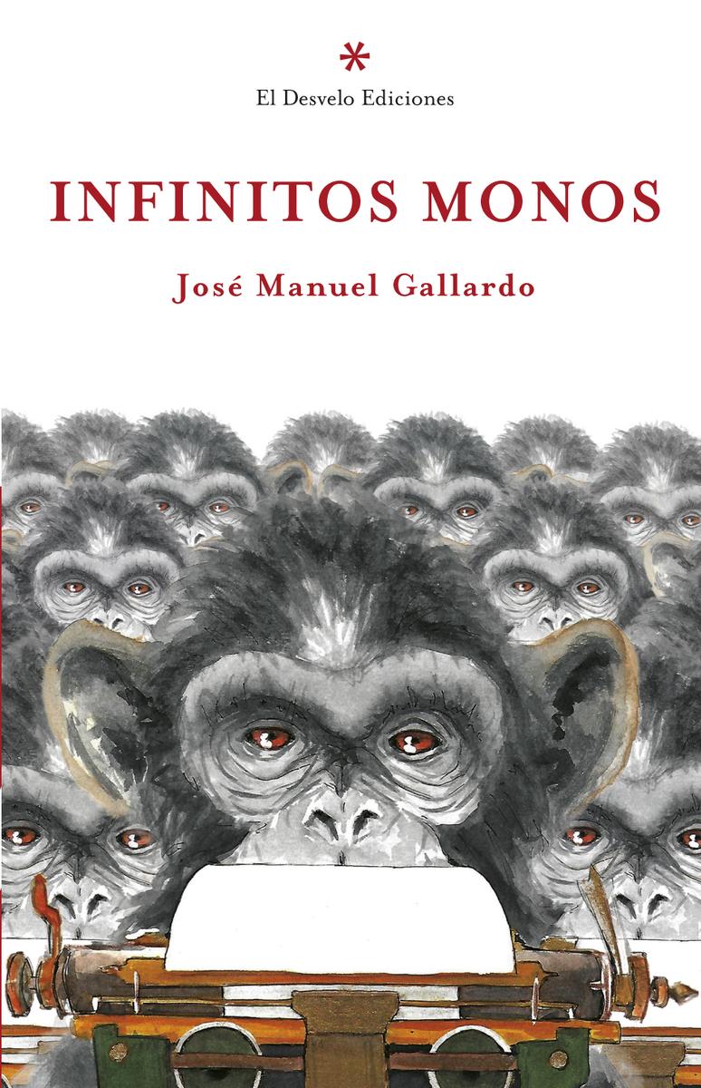 Infinitos monos: portada