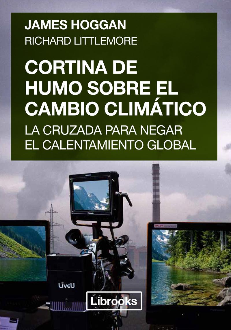 CORTINA DE HUMO SOBRE EL CAMBIO CLIMÁTICO: portada