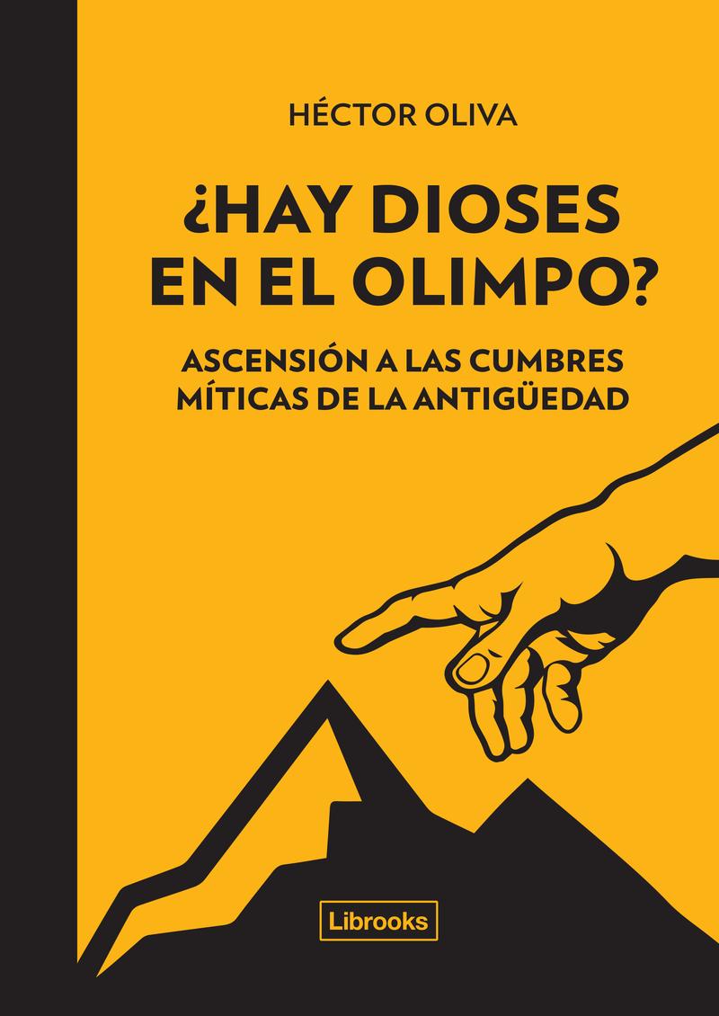 ¿HAY DIOSES EN EL OLIMPO?: portada