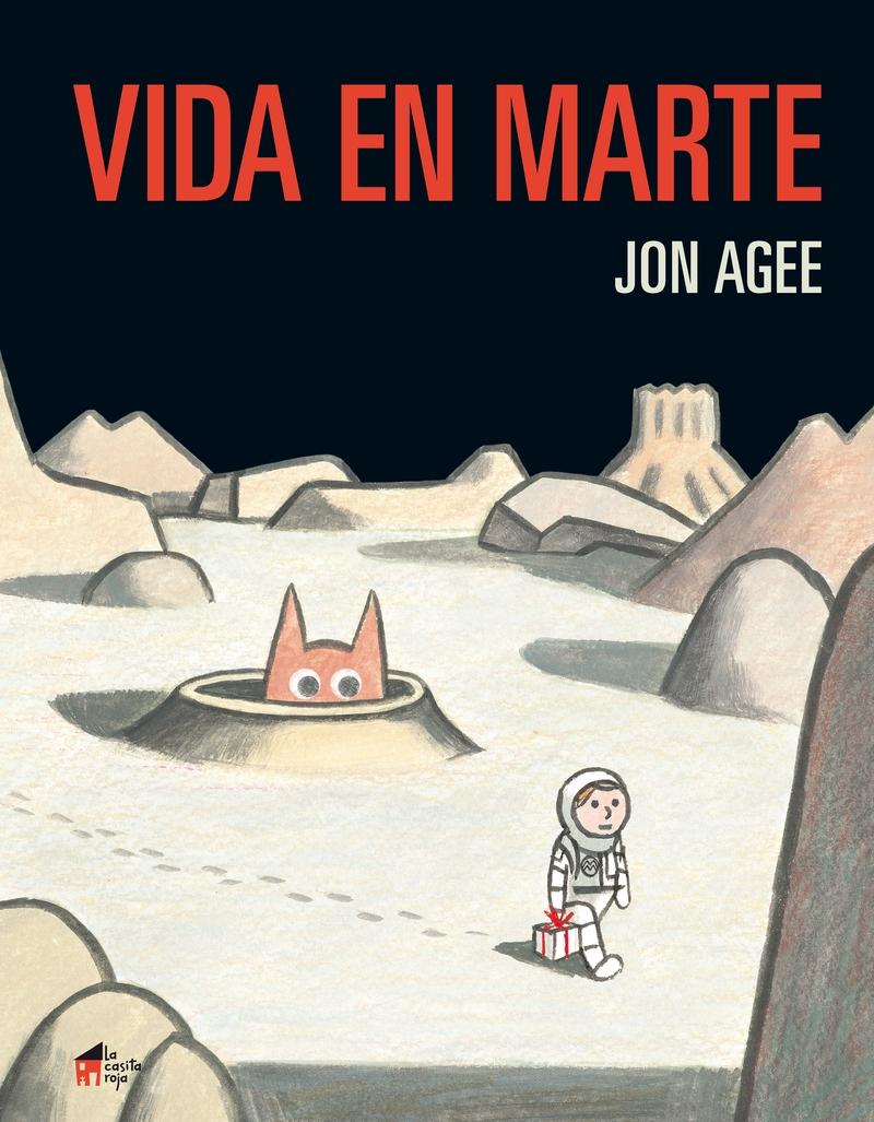 Vida en Marte: portada