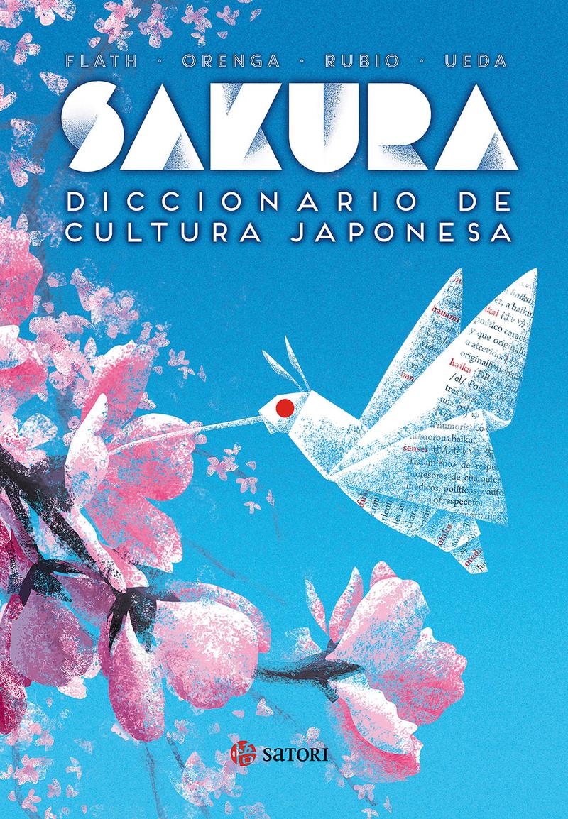 SAKURA. DICCIONARIO DE CULTURA JAPONESA: portada