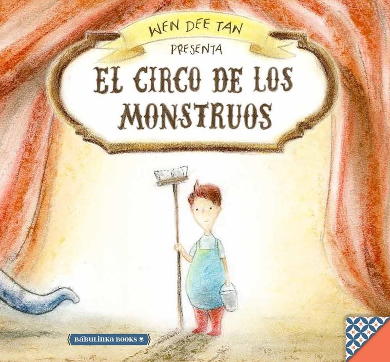 EL CIRCO DE LOS MONSTRUOS: portada