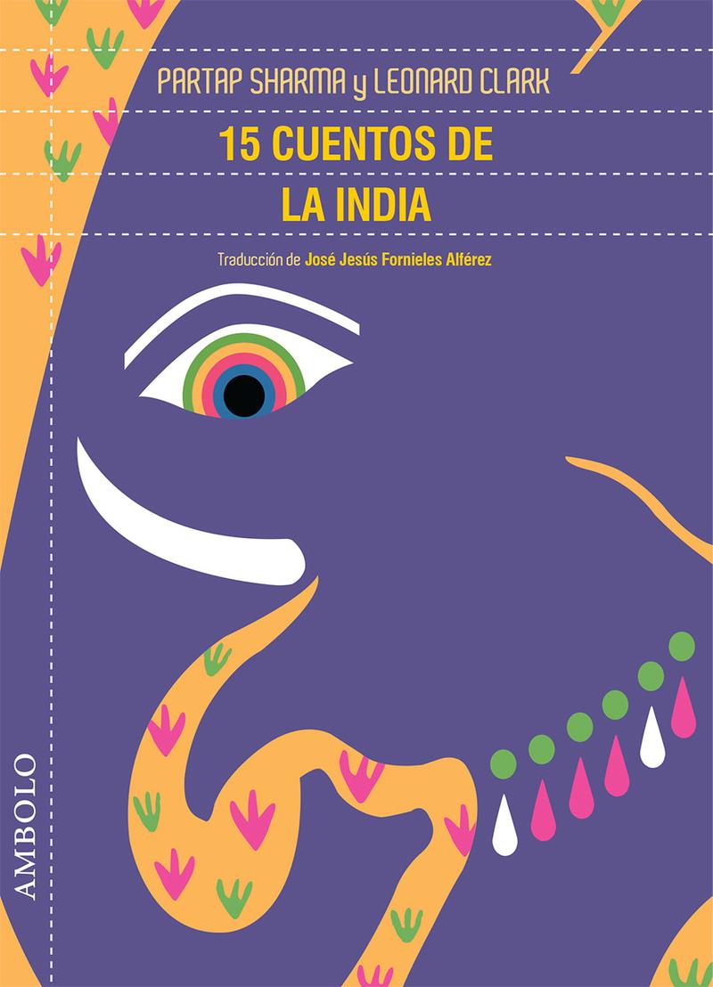 15 cuentos de la India: portada