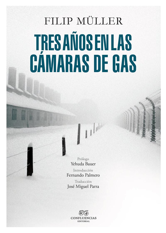 Tres años en las cámaras de gas: portada