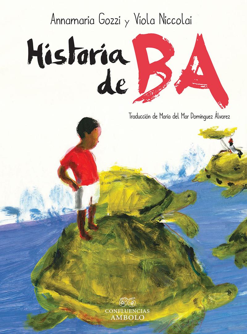 La historia de Ba: portada